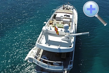 MI AMOR charter yacht in Ibiza and Formentera